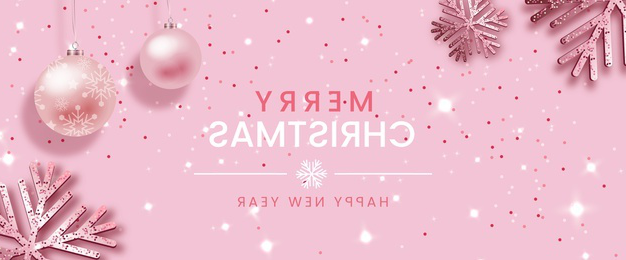 Christmas background in elegant style with glitter